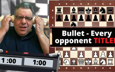 Bullet chess